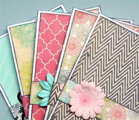 How To Make Easy Handmade Cards - easy handmade cards crafting in the