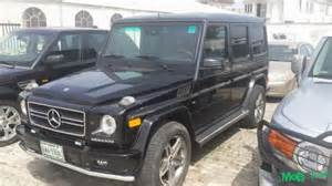 Mercedes G550 For Sale Used Neatly Used 2003 Mercedes G550 Gwagon Upgraded Cars