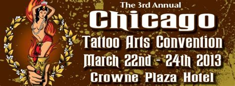 tattoo convention in chicago tattoos expo in chicago
