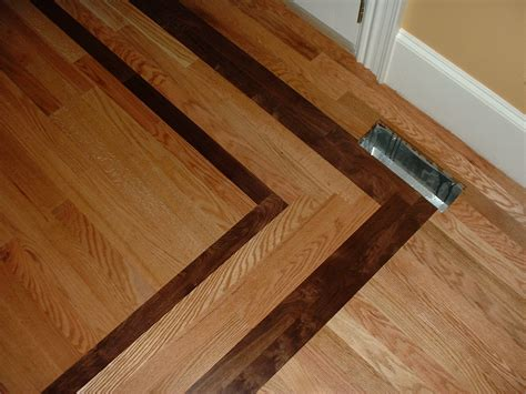 Floor Border by Borders Ozark Hardwood Flooring