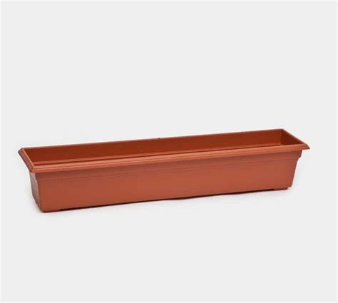 plastic planter box plastic flower box planters used as home decor diy