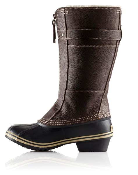 fancy boots for sorel s winter fancy ii boots eclectibull