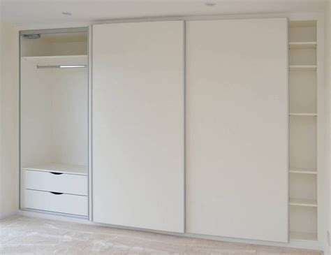D Fitted Wardrobes by Fitted Furniture Specialists Made In The Uk