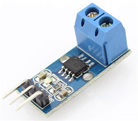 introduction of acs712 current sensor module 30a