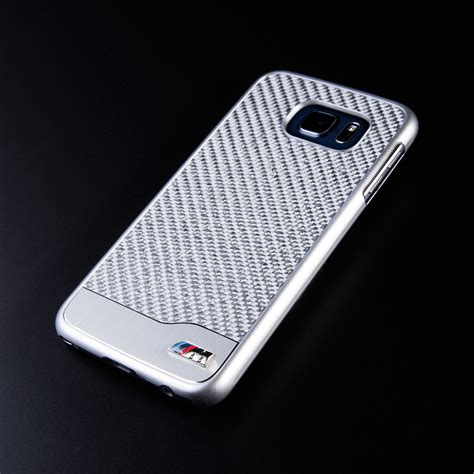 Bmw Iphone All Hp carbon fiber aluminum silver iphone 6 6s bmw m series touch of modern