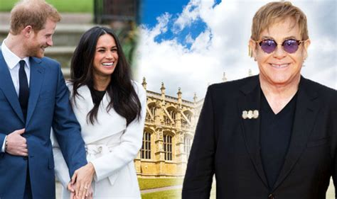 Royal Wedding A Guest List To Be Proud Of by Royal Wedding Guest List Elton Is Invited Plus