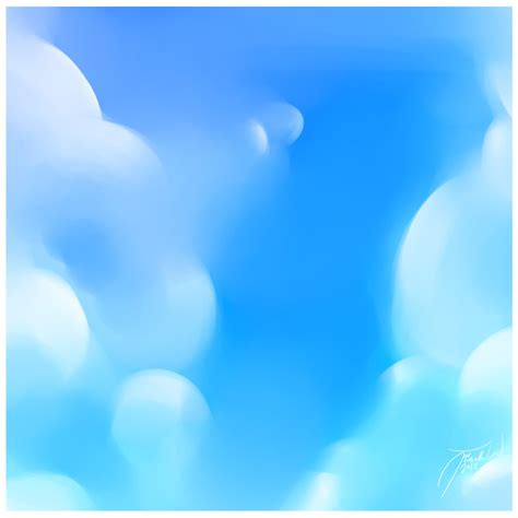 paint tool sai cloud brush paint tool sai cloud practice by spadesarts on deviantart