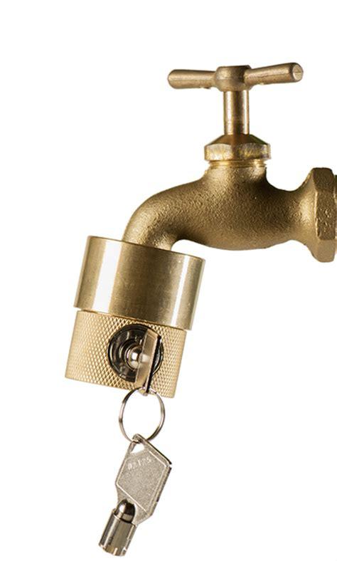 Faucet Lock faucetlock 1 water faucet lock ebay