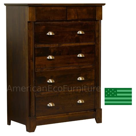 solid wood dresser made in usa made in usa amish lansing chest of drawers solid wood