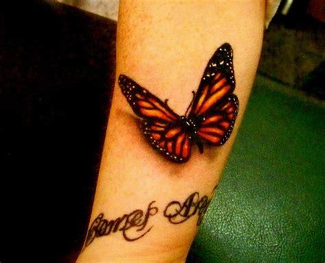 Tattoo 3d Vlinder | 3dtattoo 3d tattoo butterfly 3d butterfly tattoo