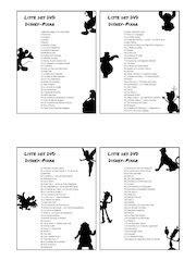 Liste DVD Disney par Virginie - Fichier PDF