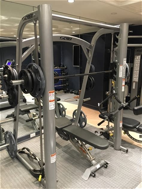 Cybex Smith Machine New Style   GymStore.com