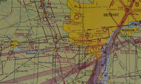 michigan sectional chart westin s stinson 108 page