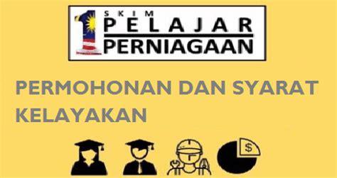 syarat buat rekening bca untuk pelajar syarat permohonan skim 1 pelajar 1 perniagaan untuk mahasiswa