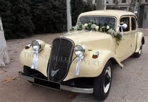 d 233 coration florale pour voiture de mariage 224 lyon
