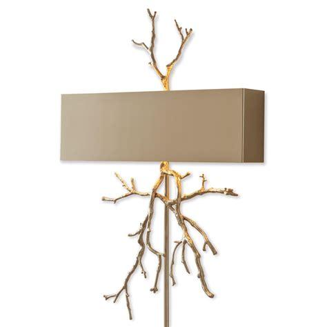 Tree Sconce bijou tree branch regency nickel pin up wall