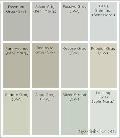 best neutral grey paint