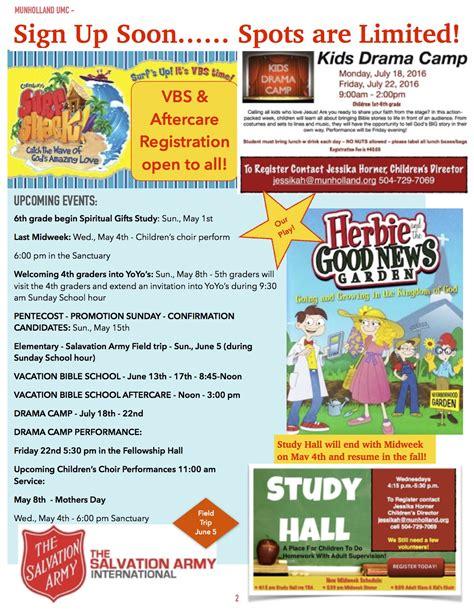 Children S Ministry Newsletter Children S Ministry Newsletter Template