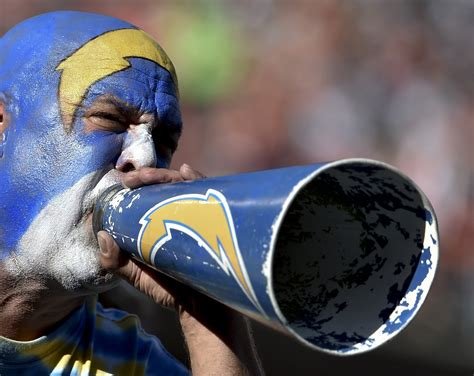 san diego chargers chant i m just sayin boycott the chargers smh boltblitz