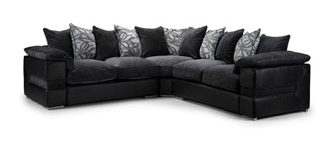 grey black sofa corner sofa black and grey reversadermcream com