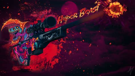 beast backgrounds awp hyper beast cs go wallpapers and backgrounds