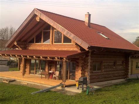 veranda ohne dach naturstammhaus in uttenweiler egner blockhaus