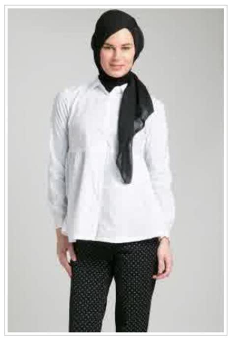 desain kemeja wanita terbaru contoh foto baju muslim modern terbaru 2016 koleksi