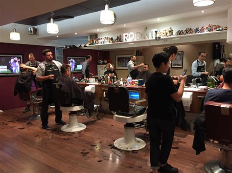 Hair Dressers Melbourne by Rockit Barber Shop In Melbourne Vic Hairdressers Truelocal