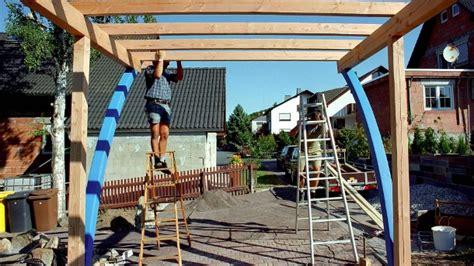 carport selbstbau carport selber bauen tipps und tricks