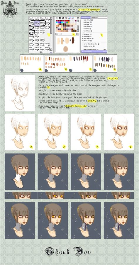sai paint tool tutorial 2 by lafatalite on deviantart