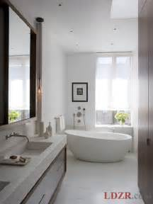 Bathroom Ideas Decor by Natural White Bathroom Decorating Ideas Home Design And