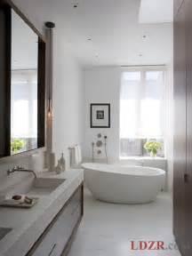 White Bathroom Decor » Modern Home Design