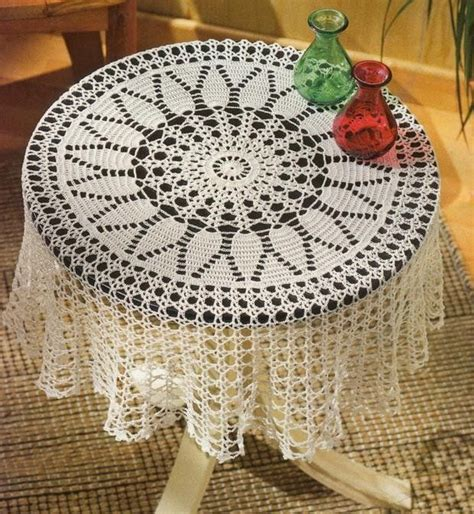 crochet pattern x s and o s todo crochet mantel redondo al crochet esquema crochet