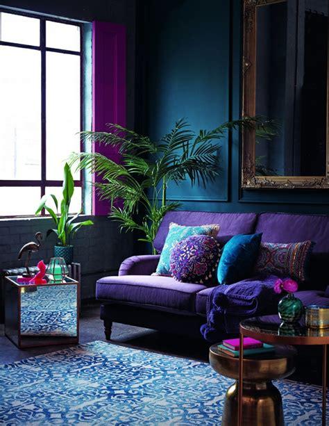fabrics and home interiors 2018 color violeta y ultravioleta de pantone en el dise 241 o interior 2018