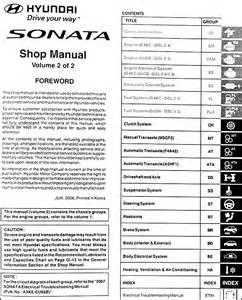 repair manual for 2007 hyundai sonata metrfever
