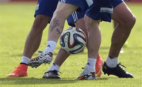 lionel messi tattoo calf world cup the best tattoos on the pitch toronto star