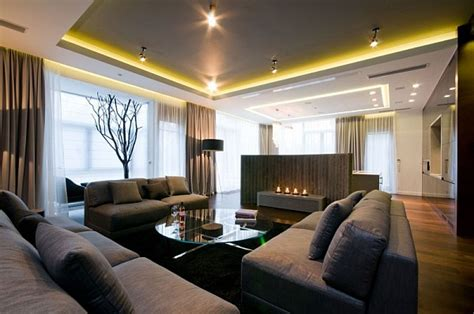 Home Lighting Design Rules sophisticated apartment design with inimitable charm in warsaw