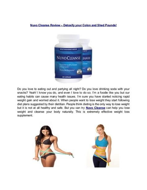 Dailyom Detox Relationship Course Review by Nuvo Cleanse Review Detoxify Your Colon And Shed Pounds