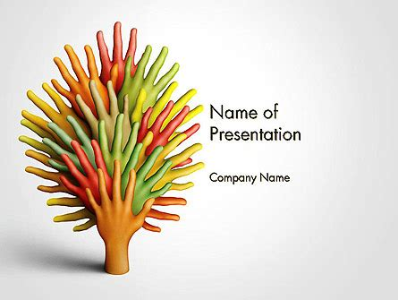 Cultural Diversity Powerpoint Template Backgrounds 14235 Poweredtemplate Com Diversity Powerpoint Templates Free