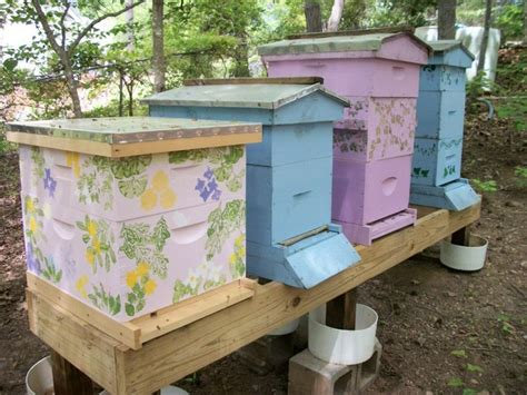 16 best images about painting on bee hives country house and a