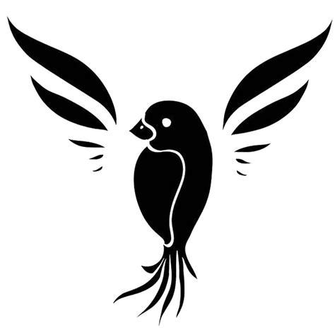 Stiker Burung Pengisap Bunga Sticker Laptop buy grosir burung siluet stiker from china burung siluet stiker penjual aliexpress