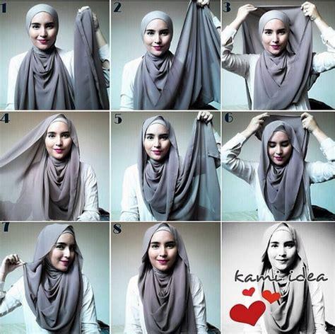 tutorial hijab vintage 95 best images about hijab tutorials on pinterest turban