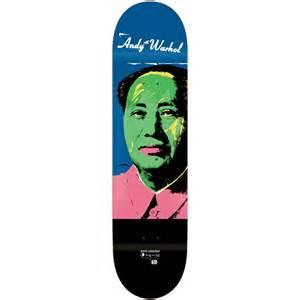 Blind Skate Decks Sale On Alien Workshop Warhol Mao Iconic Deck Skateboard