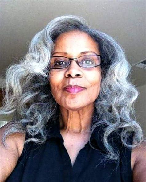managing grey hair 249 best images about beautiful women of color with gray