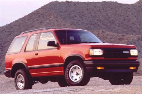 car service manuals pdf 1994 mazda navajo parking system service manual 1991 mazda navajo trim removal window 25 years of the ford explorer a look