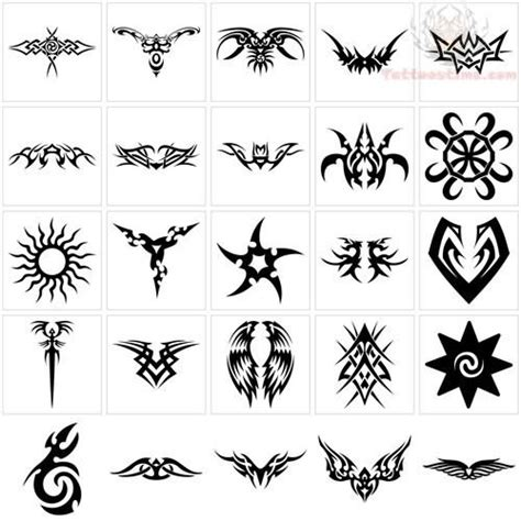 30 symbol tattoos for women