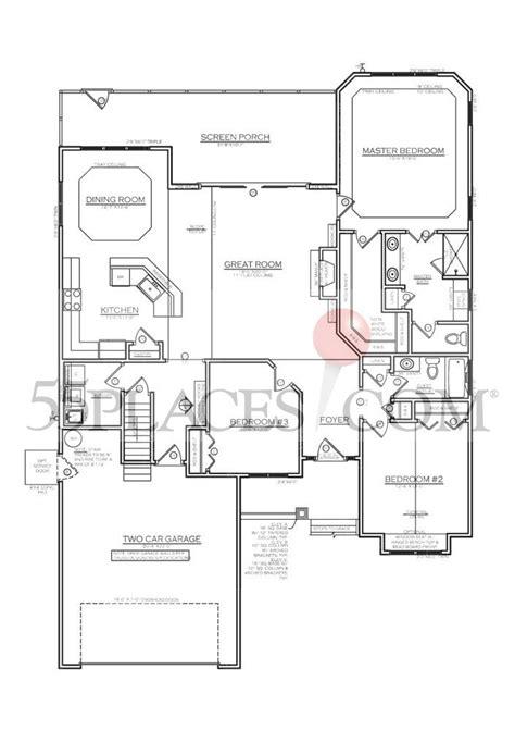 the ansley floor plan ansley ii floorplan 2263 sq ft compass pointe