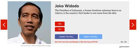 profil jokowi singkat quot presidenindonesia mantan penjual mebel yang dikenal