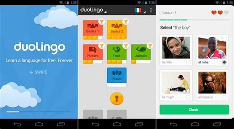 duolingo android belajar bahasa baru melalui duolingo untuk android amanz