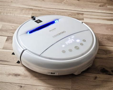 Vacuum Cleaner Merk Sharp japan trend shop sharp cocorobo vacuum cleaner robot